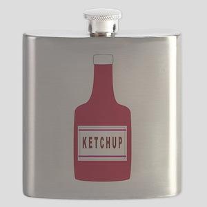 Ketchup Bottle Flask