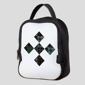Tartan Argyle Neoprene Lunch Bag