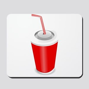 Soda Pop Cola Drink Mousepad