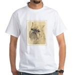 Brussels Griffon White T-Shirt