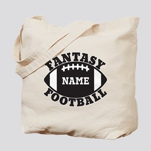 Personalized Fantasy Football Tote Bag