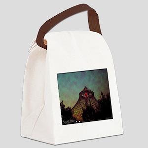 Spokane Canvas Lunch Bag