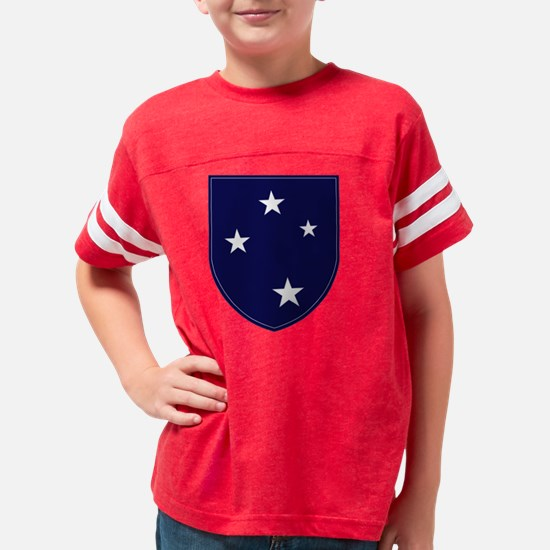23rd Infantry Division Youth Football Shirt