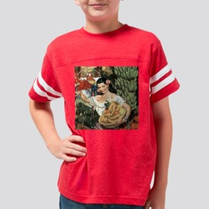 Vintage Mexico Youth Football Shirt