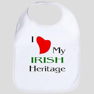 Irish Heritage Bib