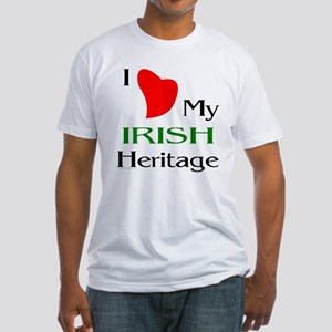 Irish Heritage Fitted T-Shirt
