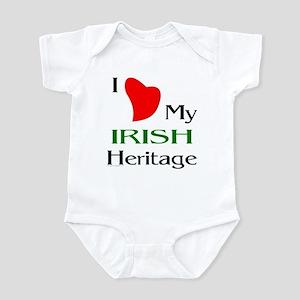 Irish Heritage Infant Bodysuit