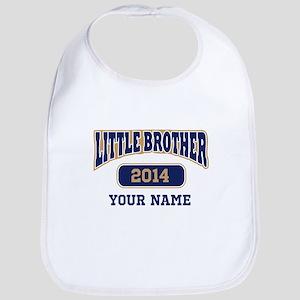 Custom Little Brother Bib