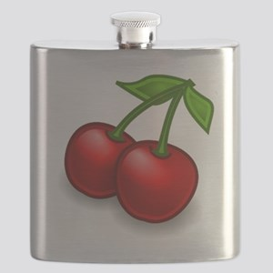 Two Cherries Flask