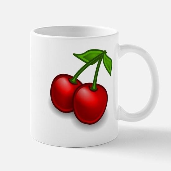Two Cherries Mugs