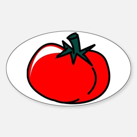 Tomato Decal