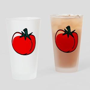 Tomato Drinking Glass