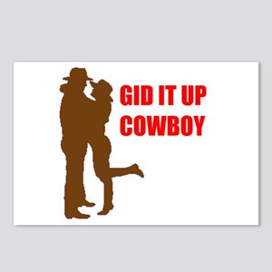 GID IT UP Postcards (Package of 8)