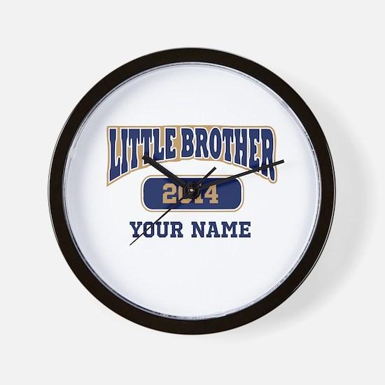Custom Little Brother Wall Clock