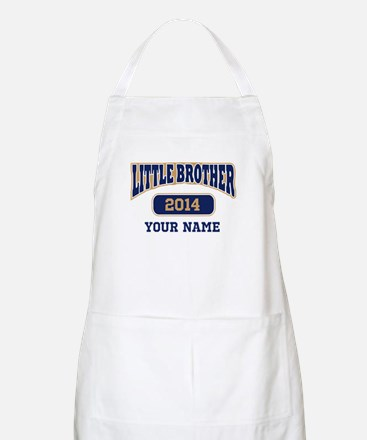 Custom Little Brother Apron