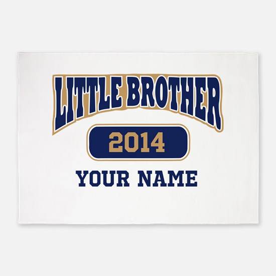 Custom Little Brother 5'x7'Area Rug