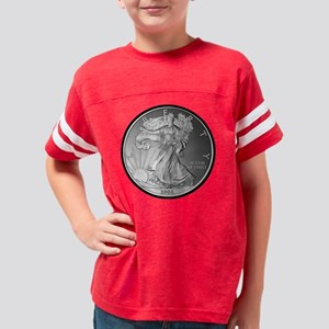 Coin Youth Football Shirt