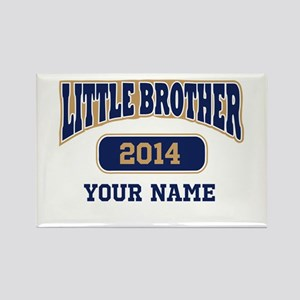 Custom Little Brother Magnets