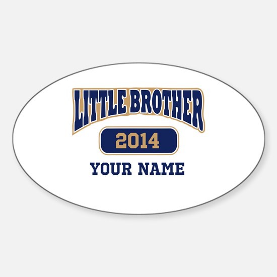 Custom Little Brother Decal