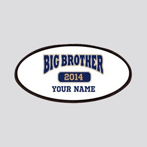 Personalized Big Brother Patches