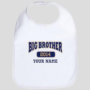 Personalized Big Brother Bib