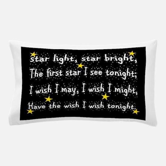Star Light Pillow Case