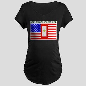 Childrens Shirt Design Maternity T-Shirt