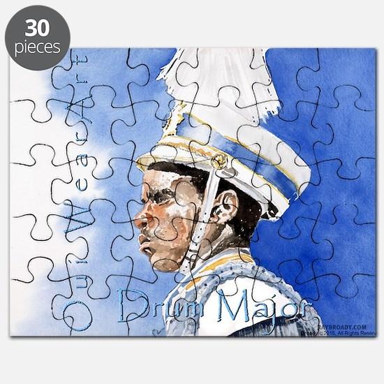 Drum Major Puzzle