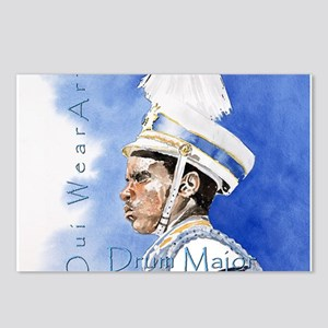 Drum Major Postcards (Package of 8)