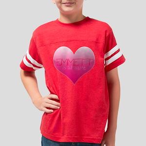 emmett Youth Football Shirt