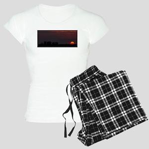 Stonehenge Sunset pajamas