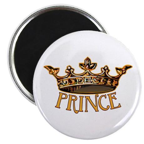 """PRINCE Crown 2.25"""" Magnet (100 pack)"""