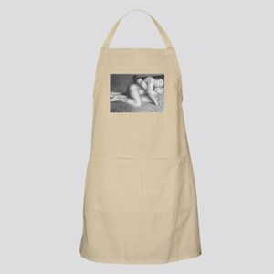 Bear Couple BBQ Apron