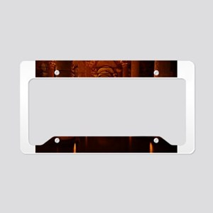 Basilica Cistern (ISTANBUL) License Plate Holder