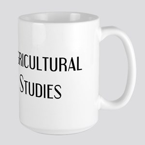 I Love (Heart) Agricultural S Large Mug