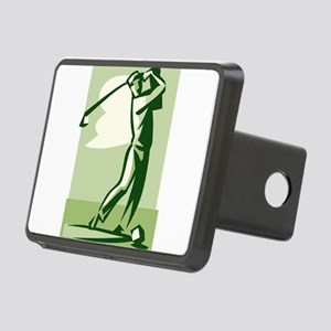 golf swing Hitch Cover