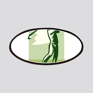 golf swing Patches