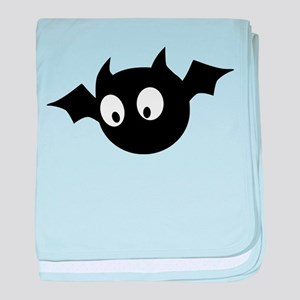 Cute Bat baby blanket
