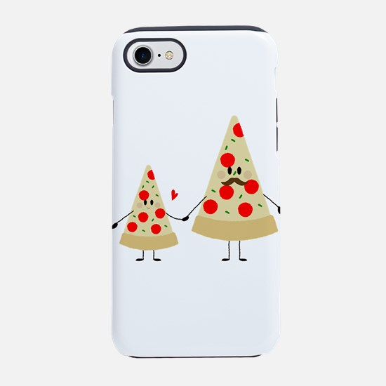 fathers day pizza iPhone 7 Tough Case