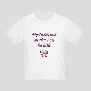 Teachers and School Toddler T-Shirt