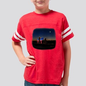 democratic christmas Youth Football Shirt