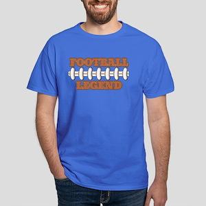 Football Legend Dark T-Shirt