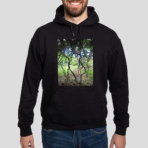 Nature Imitates the Flying Spaghetti Mo Sweatshirt