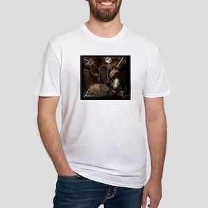 Dark Portal Fitted T-Shirt