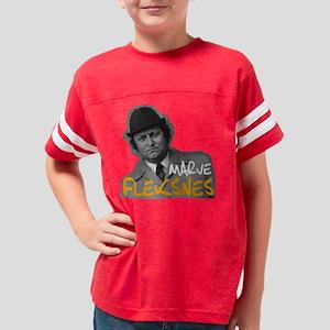 MarveFleksnes_first Youth Football Shirt