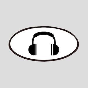Headphones music DJ Patches