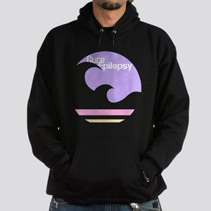 Transparent Cure Epilepsy Hoodie