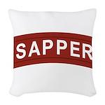 Sapper Woven Throw Pillow