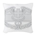 CFMB Woven Throw Pillow