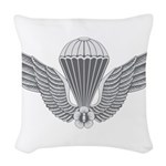 S Korean Jump Wings Woven Throw Pillow